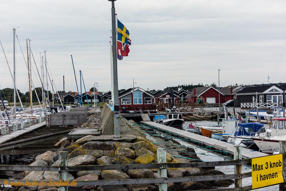 Øster Hurup Hafen